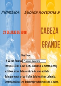 cartel subida CG 2018