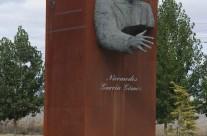 Escultura de Nicomedes García Gómez